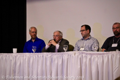 Panelists from this year's conference